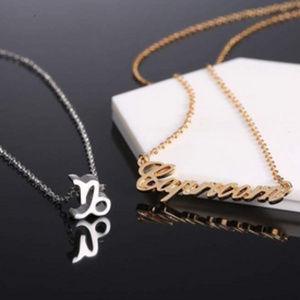 Jewelry - Capricorn Zodiac Constellation Necklace